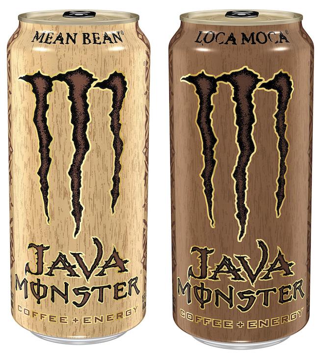 Monster java Coffee + Energy 15oz can