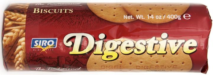 Siro Cookies Digestive 400g