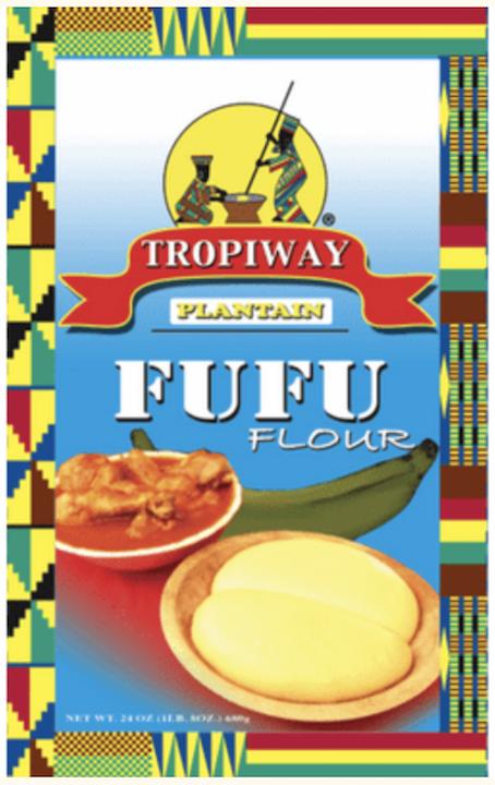 Fufu Flour TW Plantain 24oz