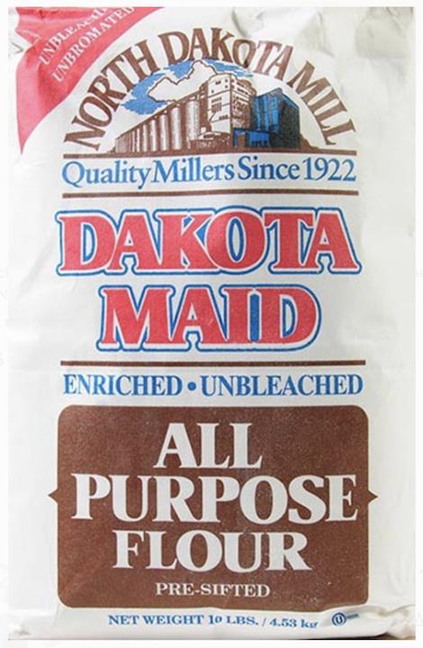 Dakota Maid All Purpose Flour 10LBS