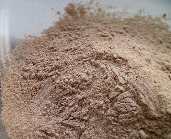 Simba Brown Teff Flour ቀይ ጤፍ ዱቄት 4lbs