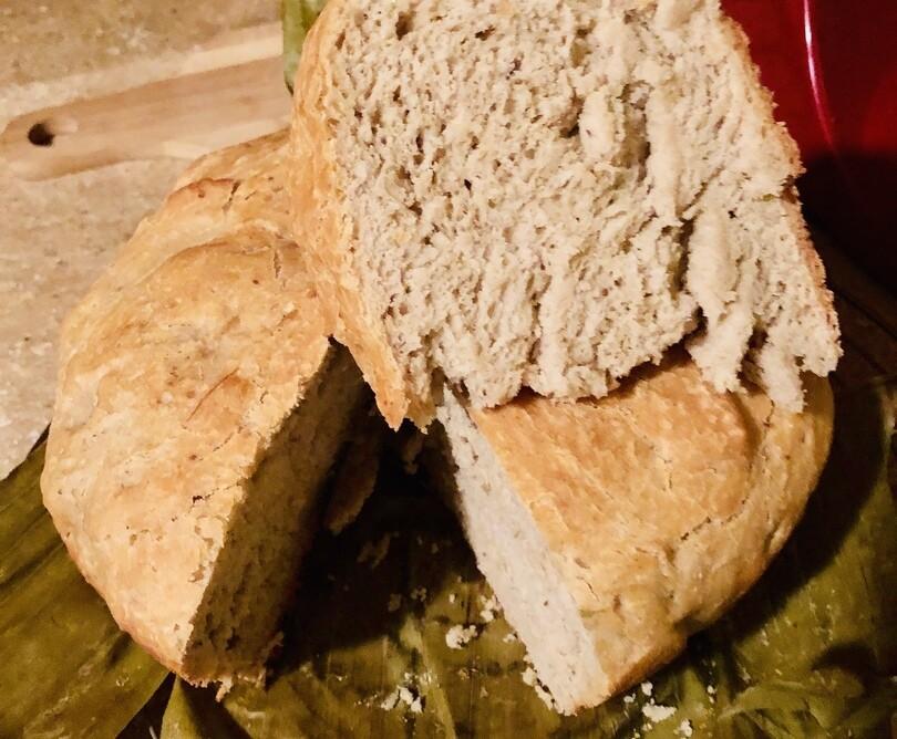 Round thick bread (dfo dabo)