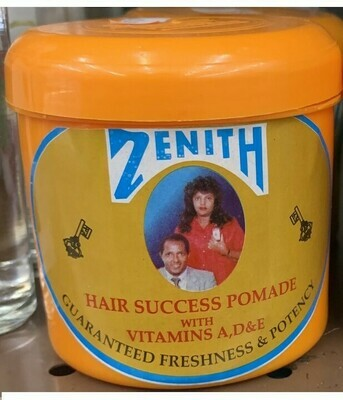 Zenith Hair Success Promade with Vitamins A, D & E