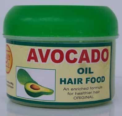 Zenith Avocado Oil Hair Food