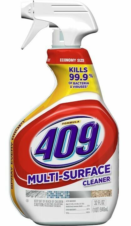 409 APC Kills 99.9%B&V 22 oz Spray