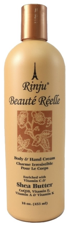 Rinju Body & Hand Cream shea butter