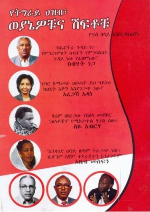 The Tigray people, the TPLF and the bandits Book
