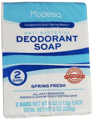 Modesa Anti-Bacterial Deodorant 2BR Soap