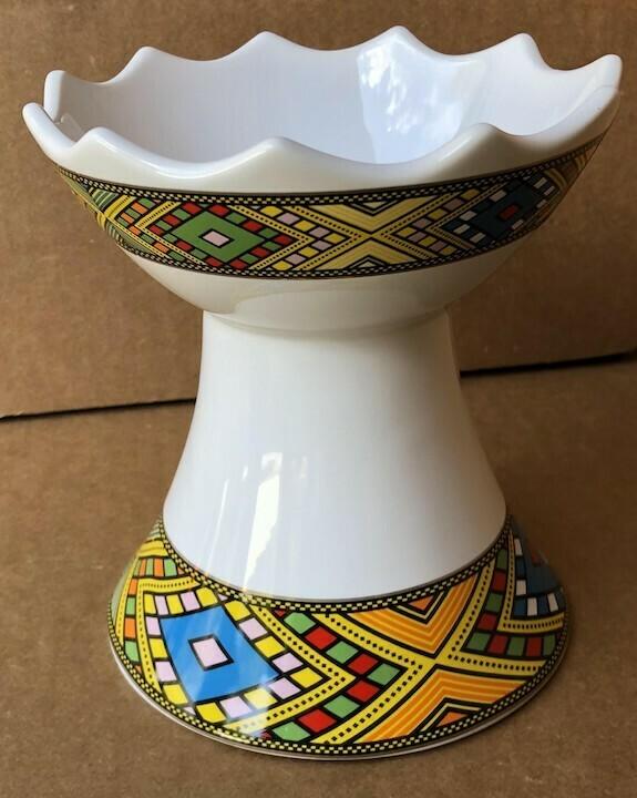 Ceramic Incense burner (wide tlet) B6