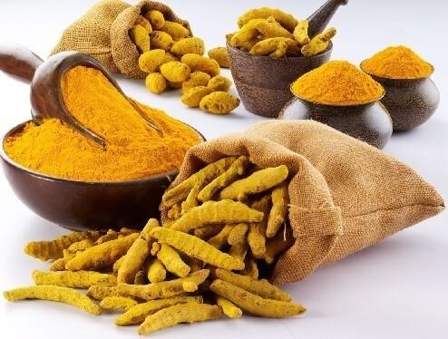 Ethio Turmeric Powder እርድዱቄት Erd .50LB bag