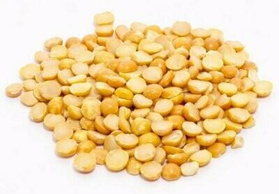 ብጫ አተር ክክ Yellow split peas