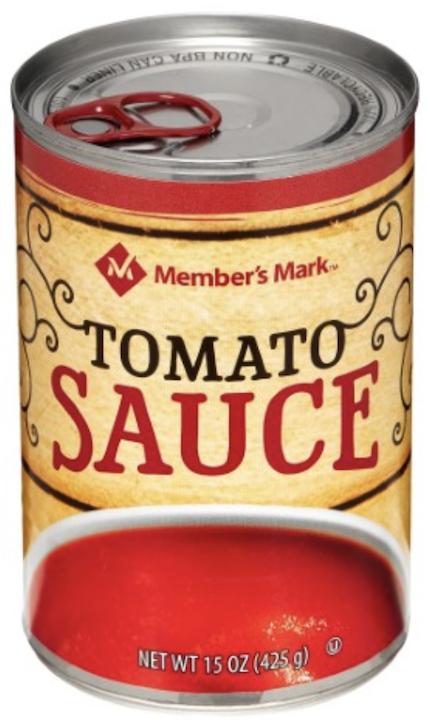 Tomato sauce 425g