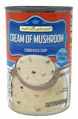 Cream of Mushroom Condensed Soup