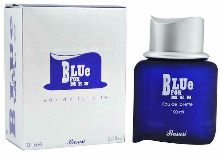 Blue for Men Rasasi 100ml