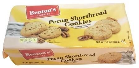 Benton's Pecan Shortbread Cookies 320g