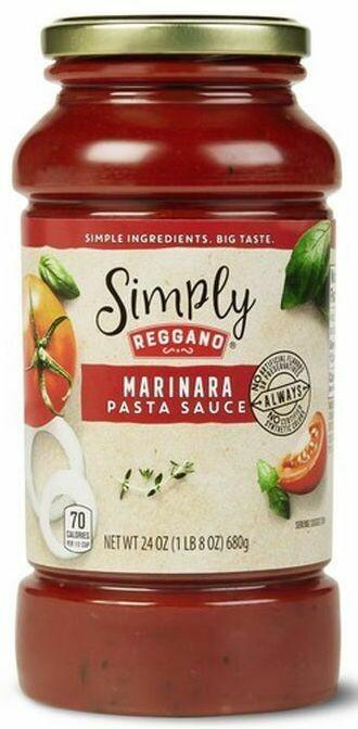 Reggano Marinara Pasta Sauce 680g
