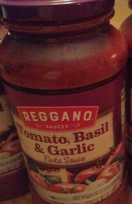 Reggano Tomato Basil Garlic Pasta Sauce 680g