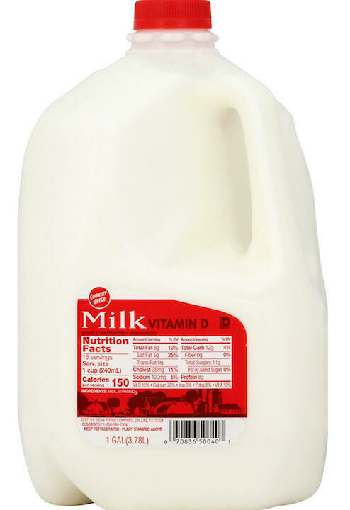 Country Fresh Whole Milk 1 gal.