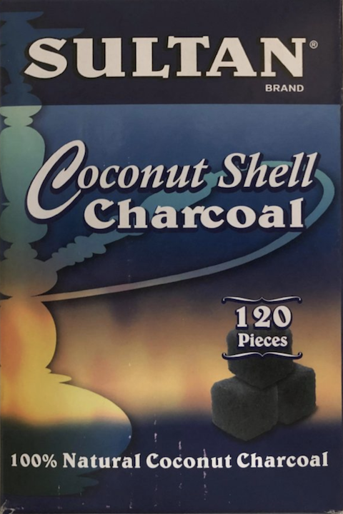Sultan Coconut Shell Charcoal ሱልጣን ከሰል