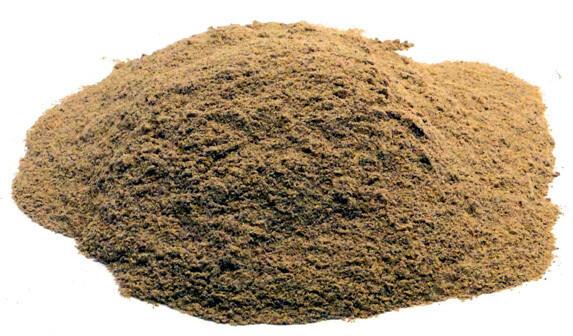 Cardamom powder (Korerima duqet) 0.22lb bag