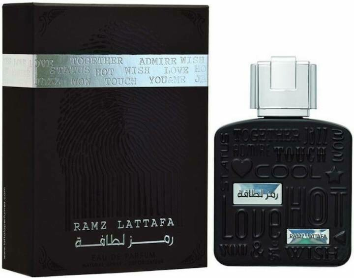 Ramz Lattafa Men Cologne Perfume 100ml