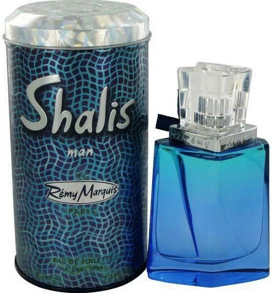 Shalis Man Cologne Perfume Remy Marquis 100ml