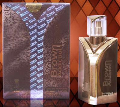 Brown Addiction men cologne perfume