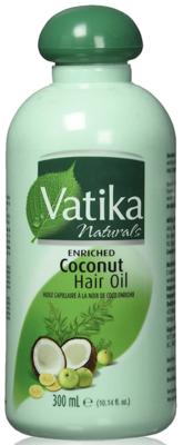 Vatika Naturals Enriched Coconut Hair Oil