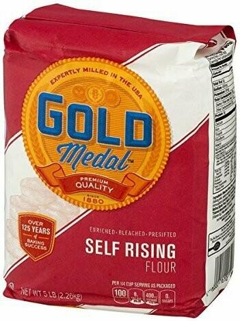 Gold Medal Self Rising Flour 5LBS