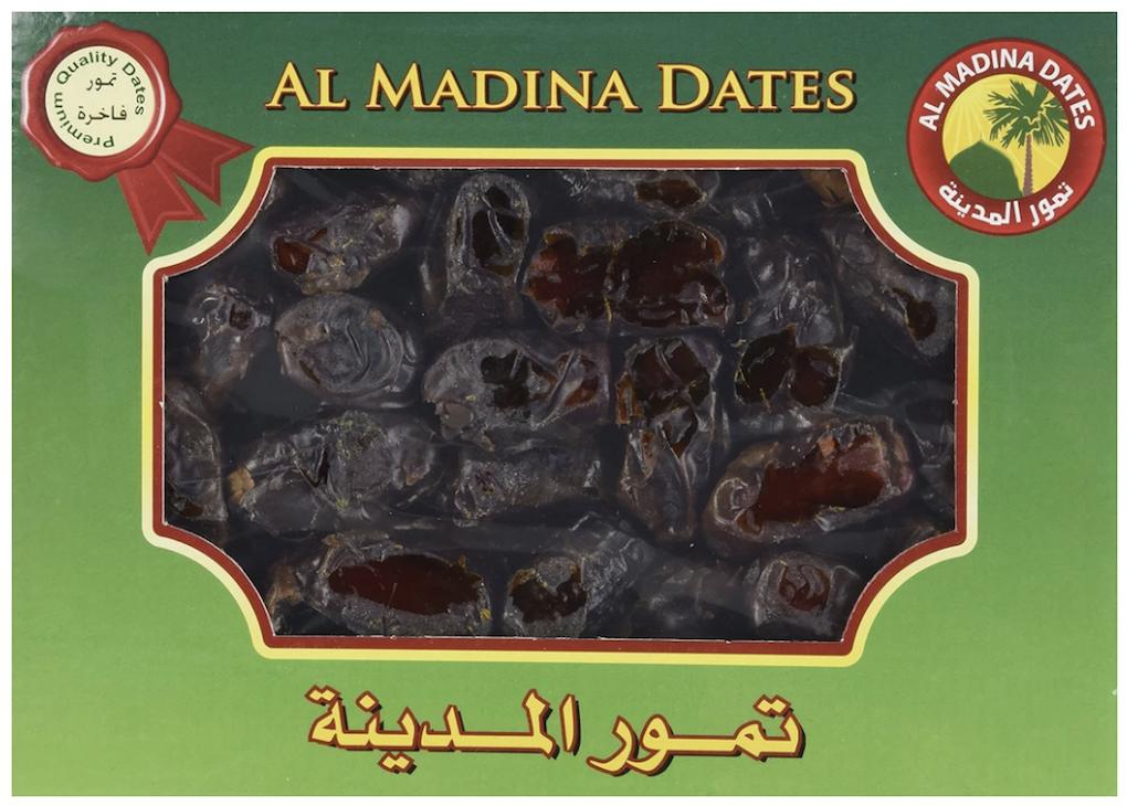 Al Madina Dates 2LBS