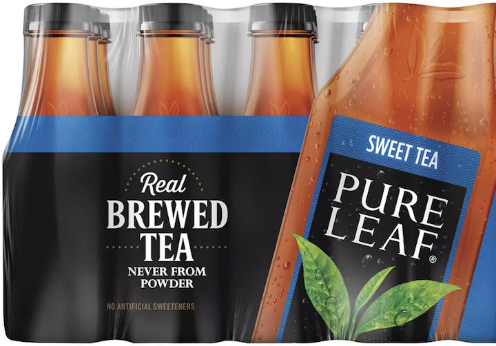 Pure Leaf Real Brewed Sweet Iced Tea 500ml