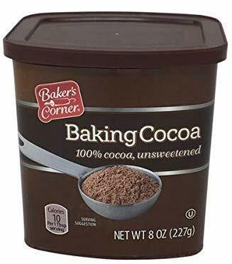 Baker's Corner baking cocoa