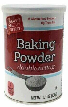 Baker's Corner baking powder