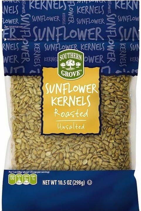 SG Sunflower kernels roasted 298g