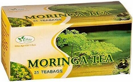 Addis tea shiferaw moringa