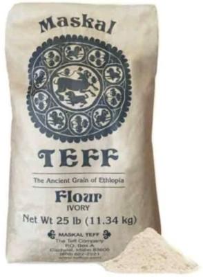 Meskel ivory teff flour