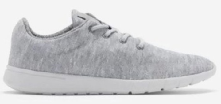 Express textured knit sneakers shoes 11