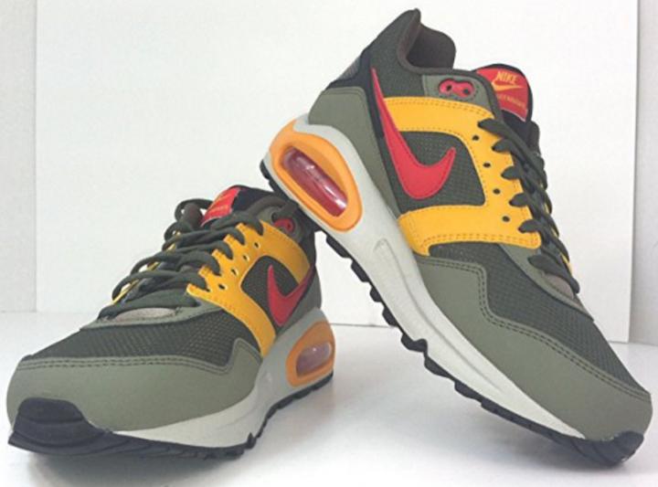 Nike Air Max Navigate Lth (GS) Shoes 6Y USA