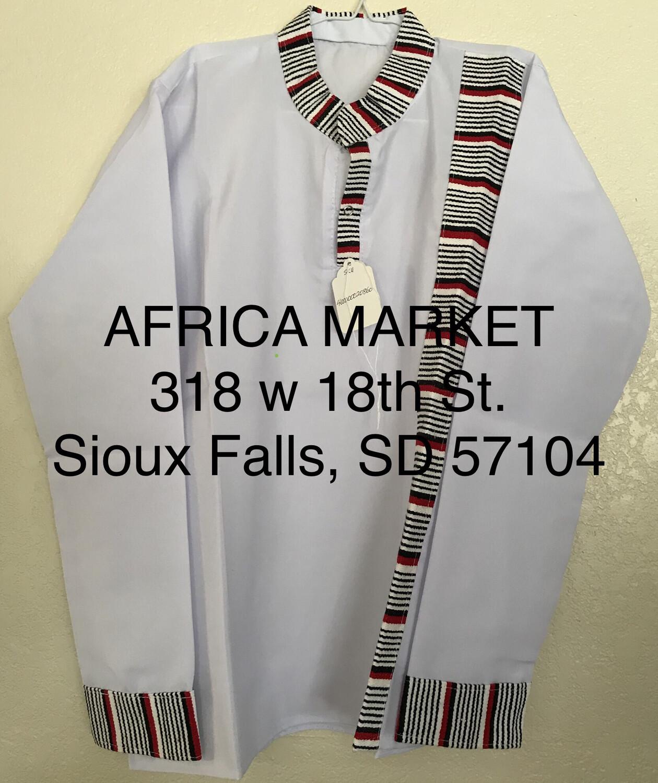 Oromo traditional abageda adult shirt