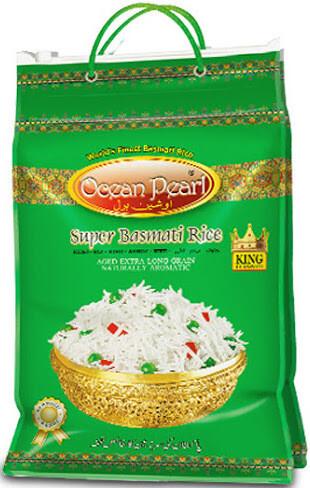 Ocean Pearl super basmati rice 10lbs