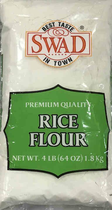 Rice flour 4lbs