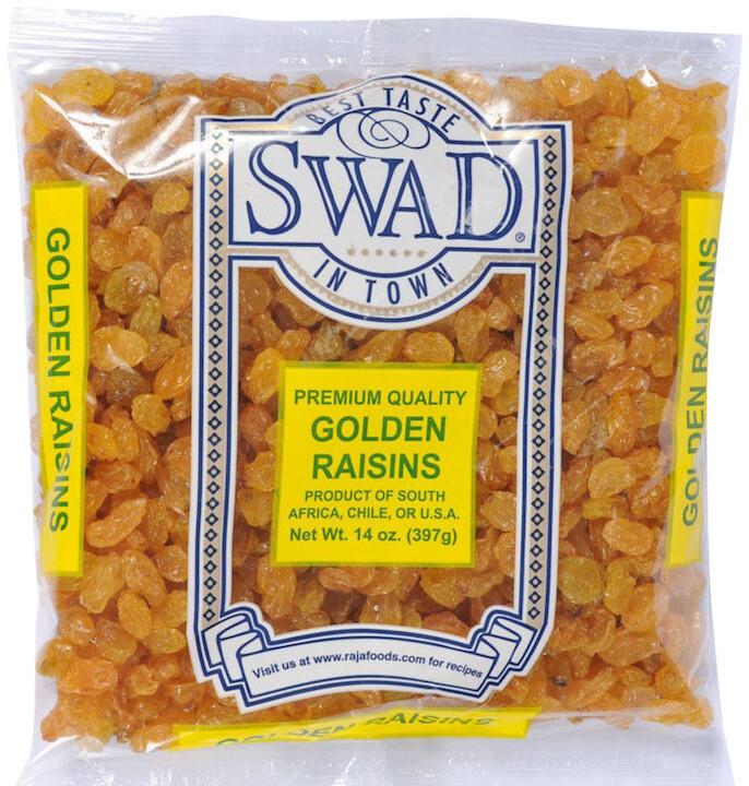Golden raisins Premium Quality