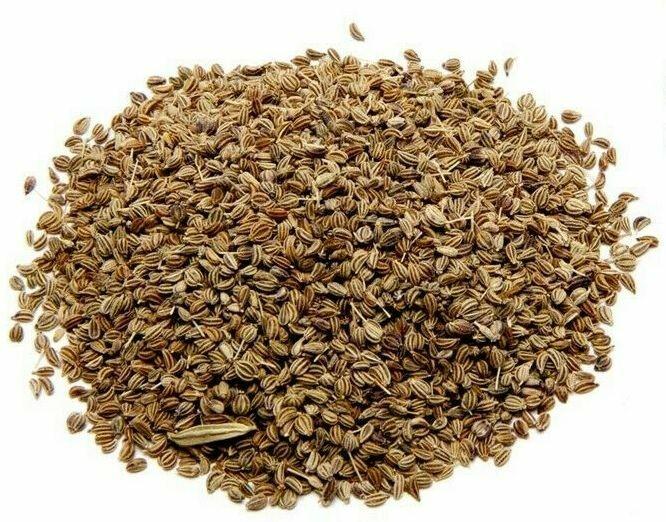 Ajwain or carom seeds (nech azmud) swad 180g btl
