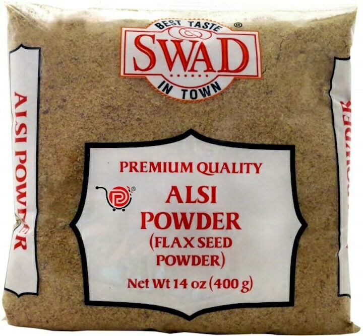 Alsi or flaxseed powder