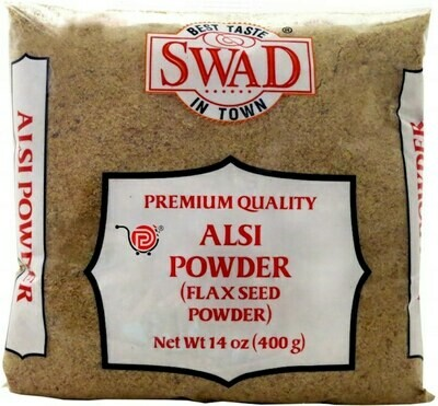 Alsi or flaxseed powder