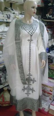 2 pcs dress menen adult clothes (qemis)
