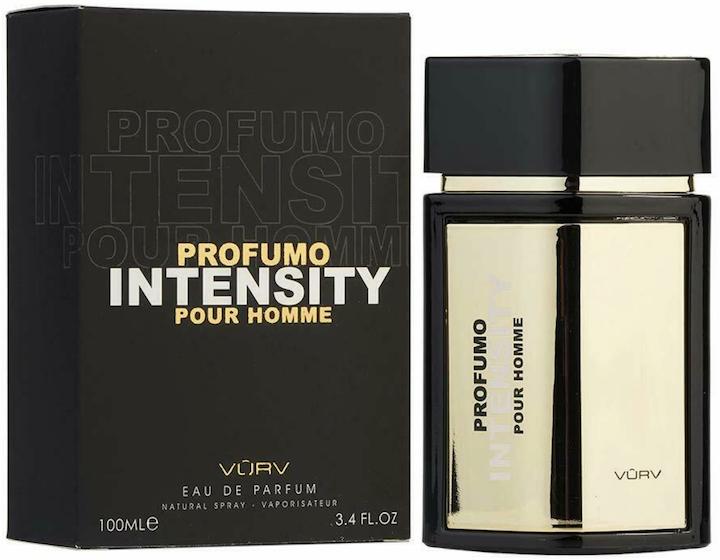 Vurv Profumo Intensity pour homme perfume