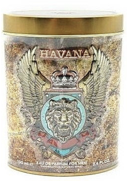 Lamuse Luxe Havana Perfume