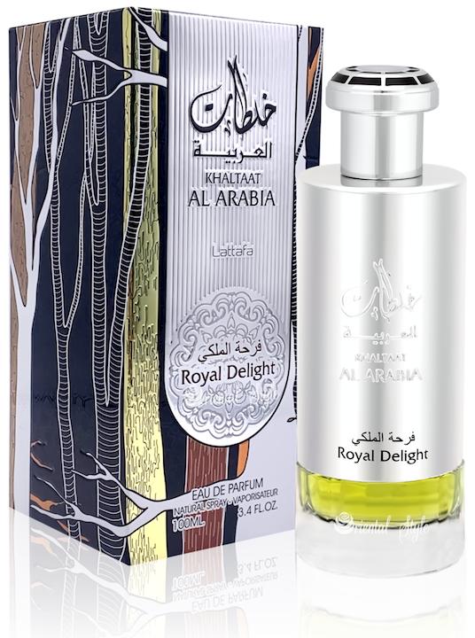 Khaltaat Al Arabia Royal Delight Perfume