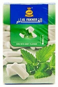Al Fakher Gum with Mint